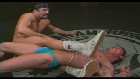 Macho Muscleman Antonio Ruiz vs Hotbody Beachboy Mark Hammer